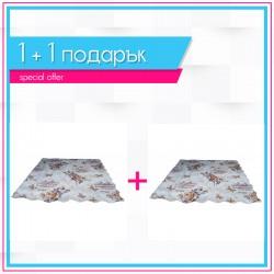Шалтета 1+1 Романс - бежово