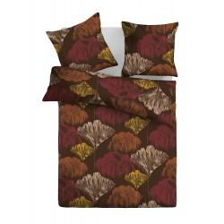 Строго спално бельо от ранфорс Bri