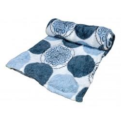 Плюшено одеяло Locco