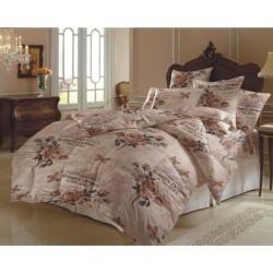 Спално бельо с олекотена завивка Romance
