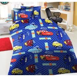 Детско спално бельо от ранфорс McQueen
