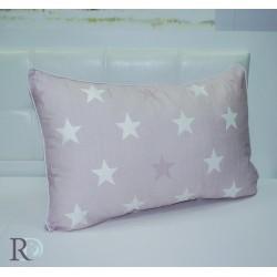 Калъфка за възглавница Stars pudra
