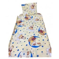 Бебешко спално бельо 100% Памук Mo Bear