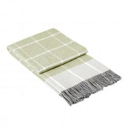 Висококачествено одеяло в зелено