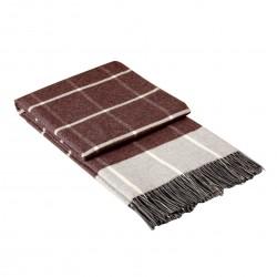 Висококачествено одеяло в кафяво