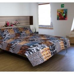 3D Спално бельо Animal Print