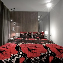 3D Спално бельо Rose Lover