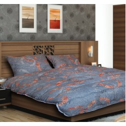 Спално бельо от микрофибър Шани