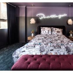 3D Спално бельо от микрофибър Eiffel Tower