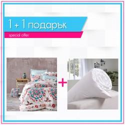 Спално бельо Маракеш + олекотена завивка