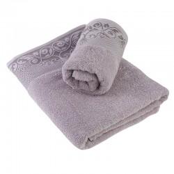 Луксозна кърпа от египетски памук Lucia лилаво