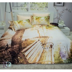 Романтично 3D Спално бельо Artemides