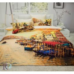 Романтично 3D Спално бельо Tenida Venice