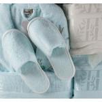 Премиум комплект халати за баня от 100% Бамбук Yonca Balistic