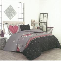 Спално бельо с олекотена завивка Локка ранфорс