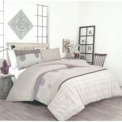 Спално бельо с олекотена завивка Макито ранфорс