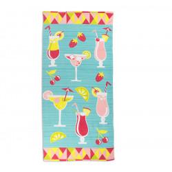 Плажна кърпа Cocktails