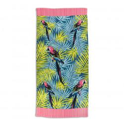 Плажна кърпа Parrot