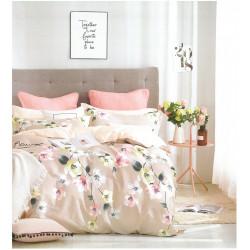 Луксозно спално бельо от памучен сатен Mariya