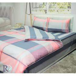 Луксозно спално бельо от памучен сатен Presila