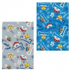 Поларено одеяло за бебета и деца Paw Patrol