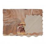 3D шалте La Rose микрофибър