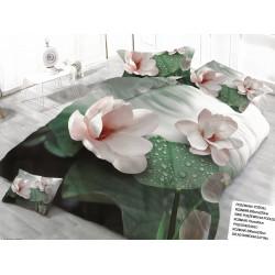 3D спално бельо Natural