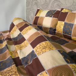 Спално бельо от 100% Памук Плет