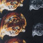 Шалте - кувертюра от микрофибър 3D Тигър