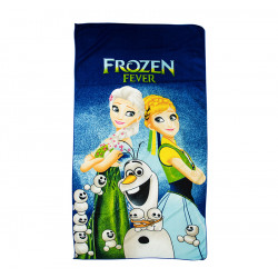 Плажна кърпа Frozen Fever