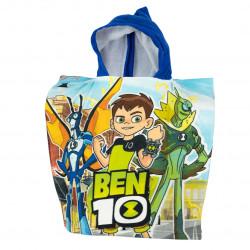 Детско пончо за плаж Ben10