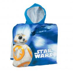 Детско пончо за плаж Star Wars