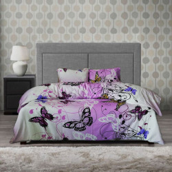 Спално бельо 100% Памук Molina purple