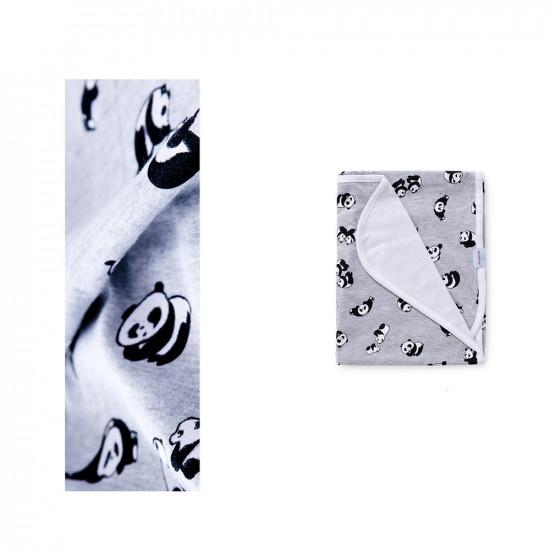100% Бамбук бебешко одеяло Панда