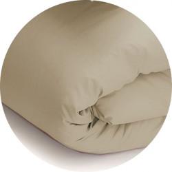 Плик за завивка в бежово 100% памук