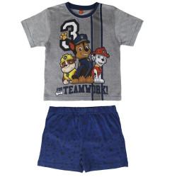 Лятна детска пижама Paw Patrol