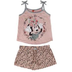 Лятна детска пижама Minnie mouse