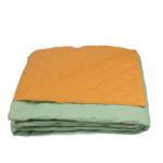 Двулицево шалте Зелено и Оранжево