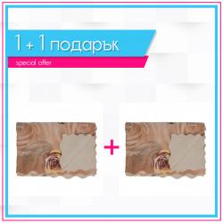 2 броя 3D шалтета La Rose в комплект