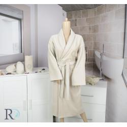 Премиум халат за баня от плюш Harry Cappuccino