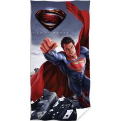 100% Памук плажна кърпа Супермен