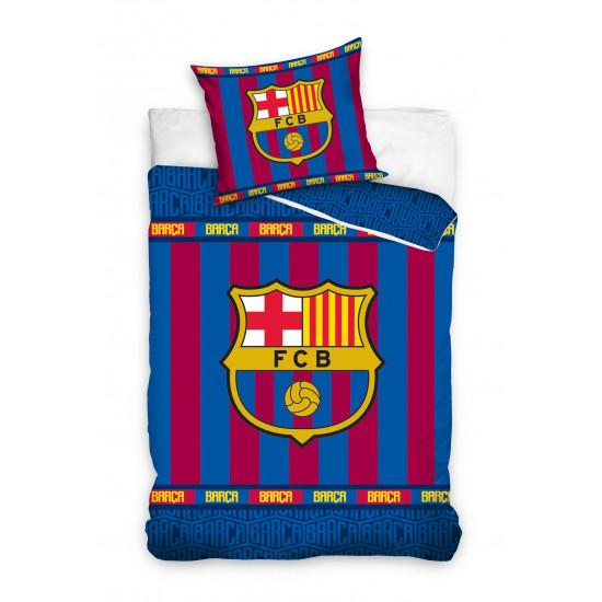 3D Спално бельо от ранфорс Love Barcelona