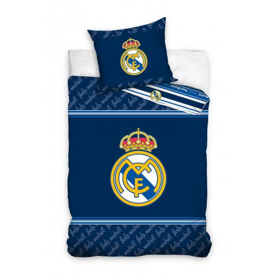 3D Спално бельо от ранфорс Реал Мадрид