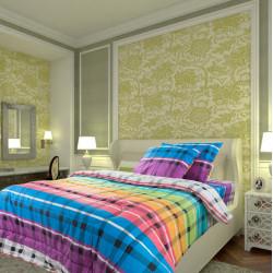 Спално бельо от фин 100% памук Енджой