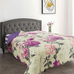 Двулицево шалте Лилаво цвете