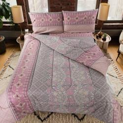 Спално бельо от фин 100% памук Ашес