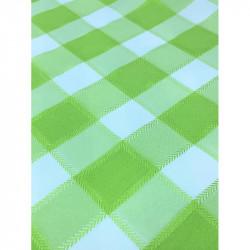 Покривка за маса Каре зелено