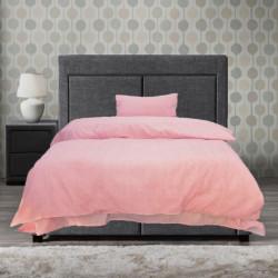 Спално бельо от 100% Памук праскова