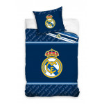 1+1 детско спално бельо от ранфорс Real Madrid и Harry Potter