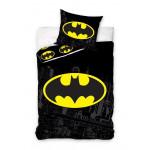 1+1 детско спално бельо от ранфорс Love Barcelona  и Batman